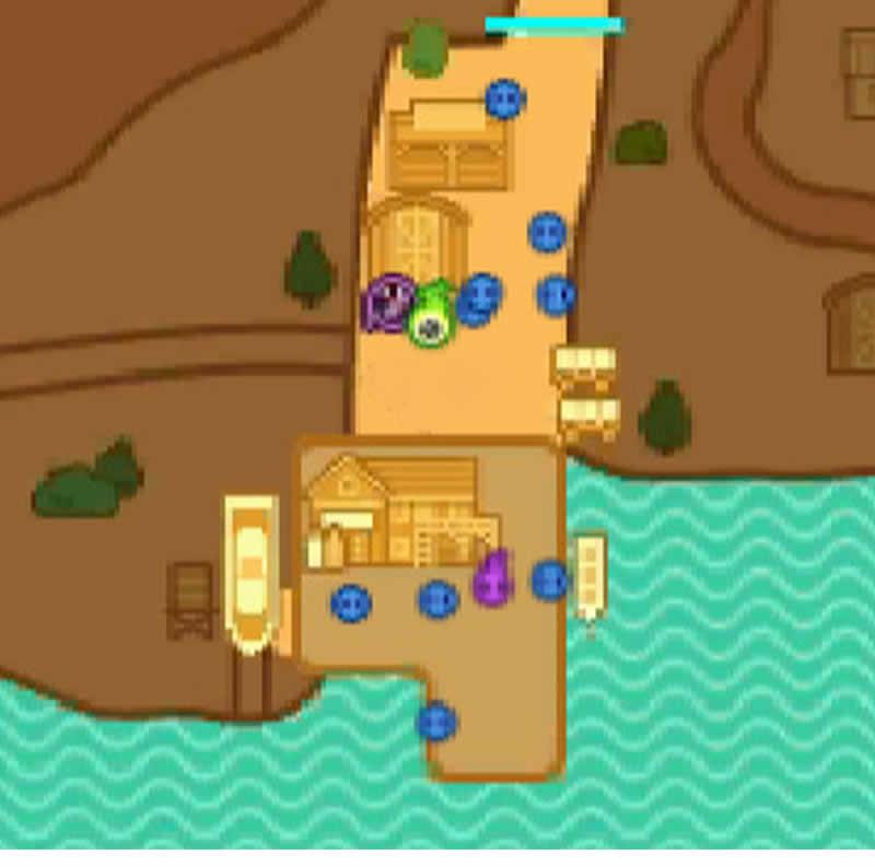ノランポートのマップ画像