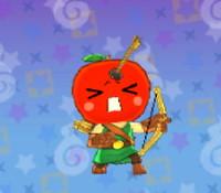 妖怪ウォッチ3の「アチャー」の画像