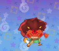妖怪ウォッチ3の「おこ武者」の画像