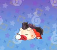 妖怪ウォッチ3の「寝ブタ」の画像
