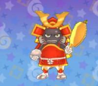 妖怪ウォッチ3の「ひつま武士」の画像