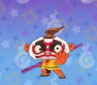 妖怪ウォッチ3の「カブキ猿」の画像