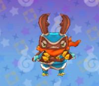 妖怪ウォッチ3の「クワノ武士」の画像