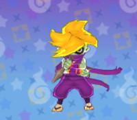 妖怪ウォッチ3の「ハンゾウ」の画像