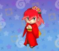 妖怪ウォッチ3の「椿姫」の画像