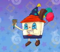 妖怪ウォッチ3の「家ーイ」の画像