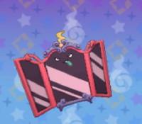 妖怪ウォッチ3の「うんがい三面鏡」の画像
