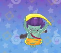 妖怪ウォッチ3の「せいでん鬼」の画像