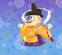 妖怪ウォッチ3の「紙かくし」の画像