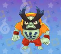 妖怪ウォッチ3の「だるまっちょ」の画像
