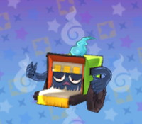 妖怪ウォッチ3の「迷い車」の画像