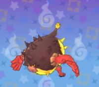 妖怪ウォッチ3の「くろがねセンボン」の画像