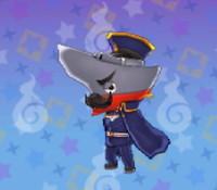 妖怪ウォッチ3の「シレイ艦」の画像
