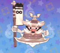 妖怪ウォッチ3の「プラチナカク」の画像