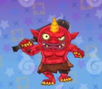 妖怪ウォッチ3の「赤鬼」の画像