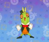 妖怪ウォッチ3の「いきあたりバッタ」の画像