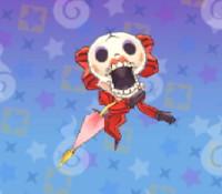 妖怪ウォッチ3の「しゃれこ婦人」の画像