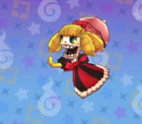 妖怪ウォッチ3の「カラカラさん」の画像