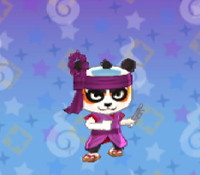 妖怪ウォッチ3の「江戸っ子パンダ」の画像