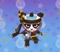 妖怪ウォッチ3の「大江戸忍者パンダ」の画像