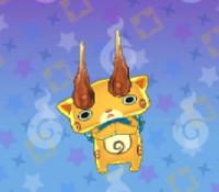 妖怪ウォッチ3の「コマじろう」の画像