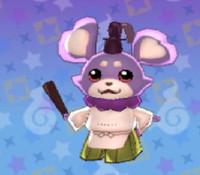 妖怪ウォッチ3の「裏キュン太」の画像