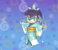妖怪ウォッチ3の「ふぶき姫」の画像