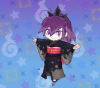 妖怪ウォッチ3の「百鬼姫」の画像