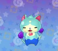 妖怪ウォッチ3の「ぷにニャン」の画像