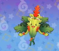 妖怪ウォッチ3の「ワカメ☆スター」の画像