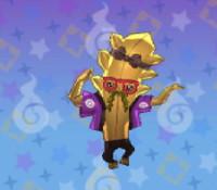 妖怪ウォッチ3の「モズク先生」の画像