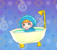 妖怪ウォッチ3の「風呂ずきん」の画像