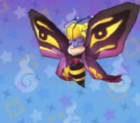妖怪ウォッチ3の「サイコウ蝶」の画像