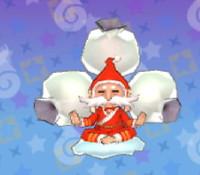 妖怪ウォッチ3の「サンタク老師」の画像