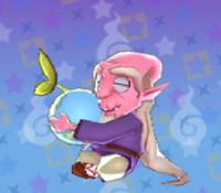 妖怪ウォッチ3の「エコロ爺」の画像