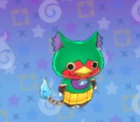妖怪ウォッチ3の「キジニャン」の画像