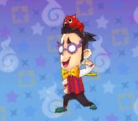 妖怪ウォッチ3の「ハッピィさん」の画像