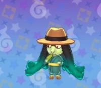 妖怪ウォッチ3の「草くいおとこ」の画像