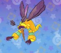 妖怪ウォッチ3の「かゆかゆ」の画像