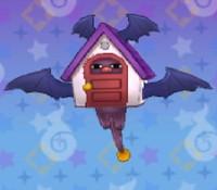 妖怪ウォッチ3の「トジコウモリ」の画像
