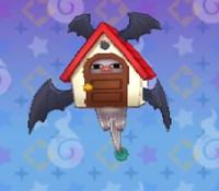 妖怪ウォッチ3の「ヤドコウモリ」の画像