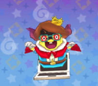 妖怪ウォッチ3の「ハッキング」の画像