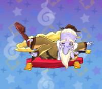 妖怪ウォッチ3の「ひとまか仙人」の画像