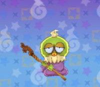 妖怪ウォッチ3の「ゴジダツ爺」の画像