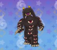 妖怪ウォッチ3の「百々目鬼」の画像