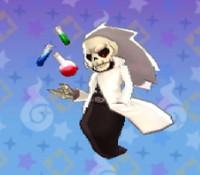 妖怪ウォッチ3の「ゼロ博士」の画像