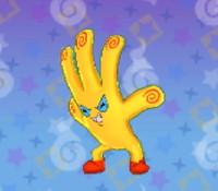 妖怪ウォッチ3の「てのひらがえし」の画像