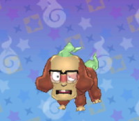 妖怪ウォッチ3の「じんめん犬」の画像