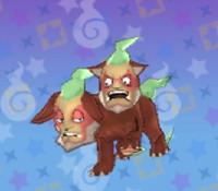 妖怪ウォッチ3の「かおベロス」の画像
