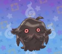 妖怪ウォッチ3の「ふさふさん」の画像